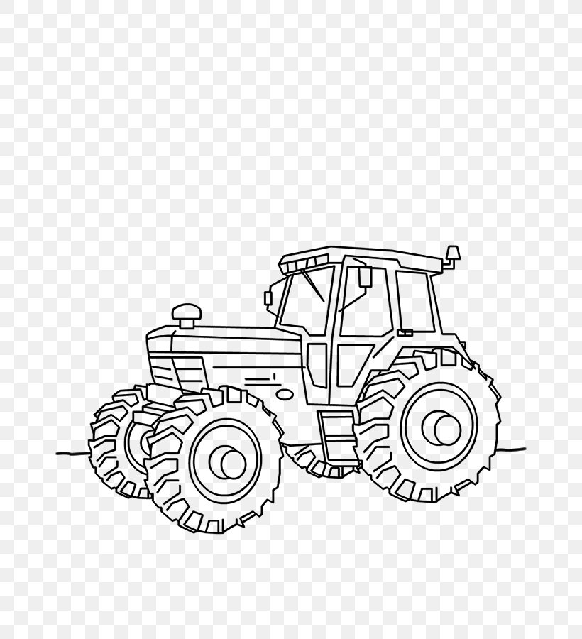 Tractor Drawing Png - Car Tractor Fordson Kleurplaat Drawing, PNG, 700x900px, Car, Area ...