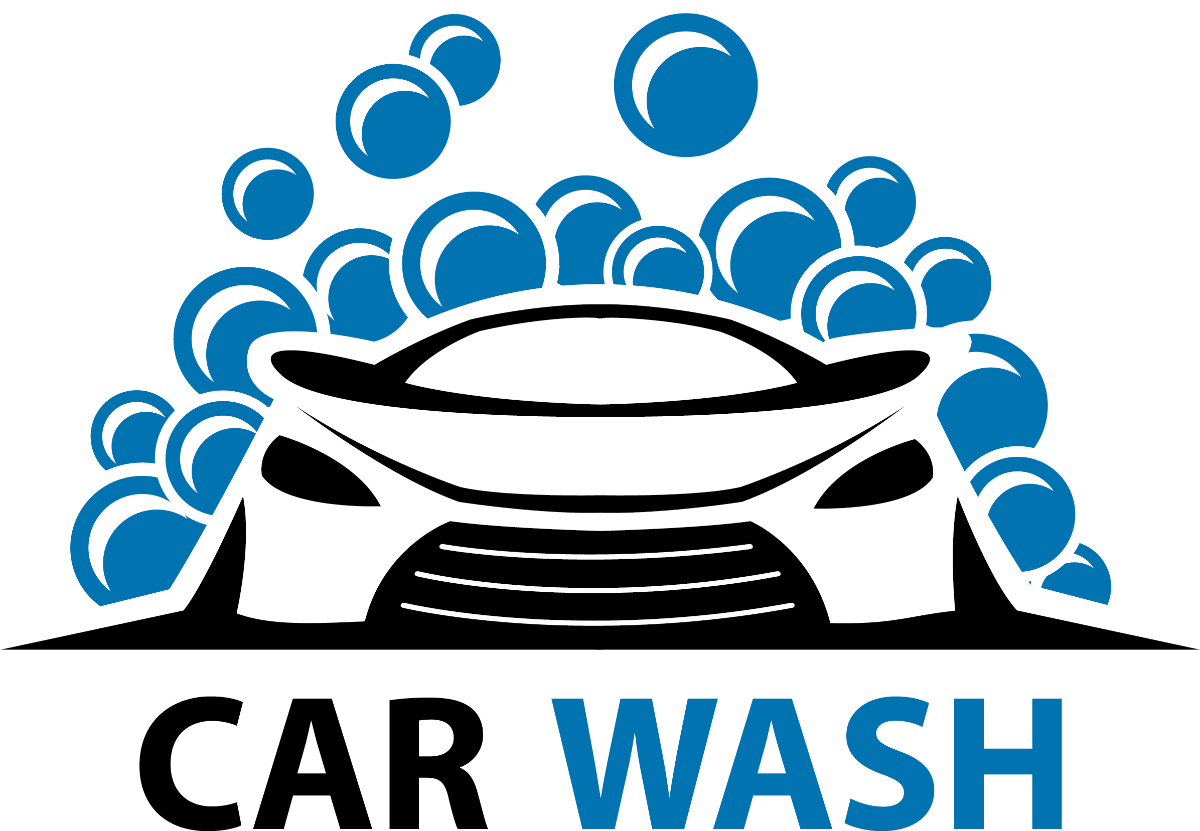 Car In Automatic Car Wash Track Png Free Car In Automatic Car Wash