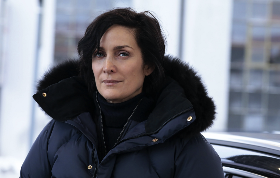 Carrieanne Moss Png - Carrie-Anne Moss joins 'Wisting' cast
