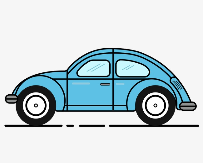 Car Clipart Png - Cars, Cars Clipart, Hand Painted Material, Car PNG Transparent ...