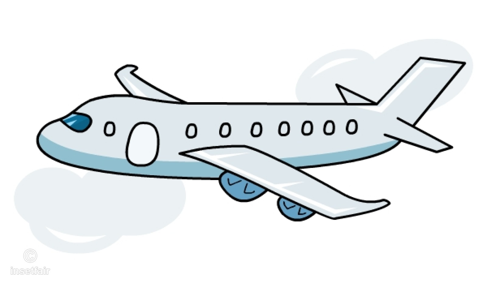 Cartoon Airplane Making The Web Com 751630 Png Images Pngio