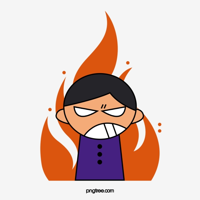 Cartoon Angry Boy Cartoon Clipart Angr 1467856 Png Images Pngio