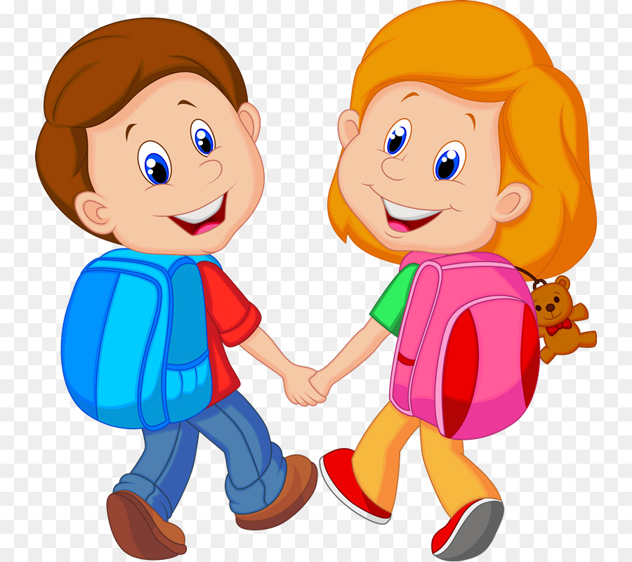 Picture Of Boy And Girl Png  Free Picture Of Boy And Girl -7979