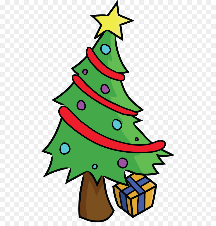 Christmas Trees Png.Cartoon Christmas Trees Png Download 5 602266 Png