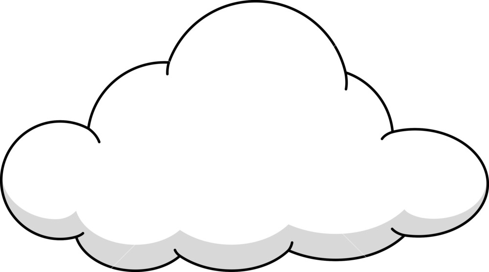 Cartoon Cloud Png - Cartoon Cloud Png | Free download best Cartoon Cloud Png on ...
