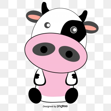 Cartoon Cow Png - Cartoon Cow Png, Vector, PSD, and Clipart With Transparent ...