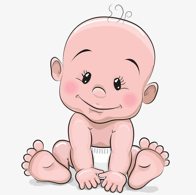 Cartoon Cute Baby Png Clipart Baby Ba 1188456 Png Images Pngio