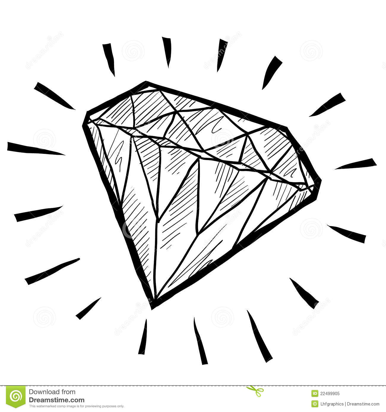 cartoon diamond drawing at paintingvalle 870977 png images pngio cartoon diamond drawing at