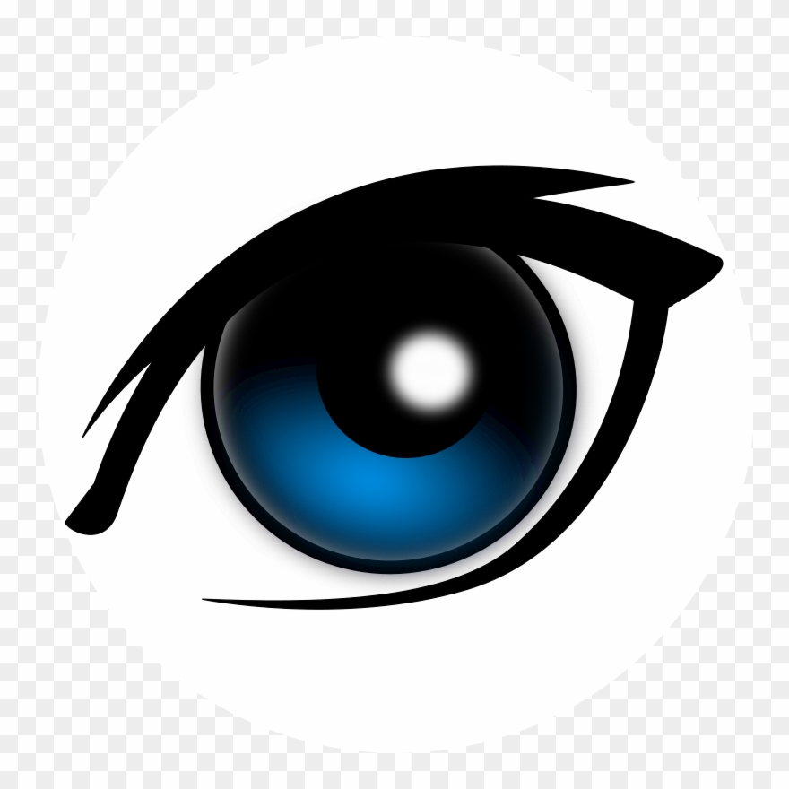 Cartoon Eyes Drawing Free Download Bes 619100 Png Images Pngio