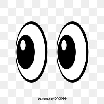 Cartoon Eyes Png Images Vector And Psd 2342194 Png Images Pngio