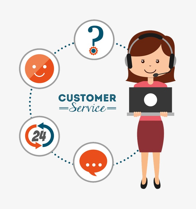 Customer Service Png & Free Customer Service.png Transparent Images #10171 - PNGio