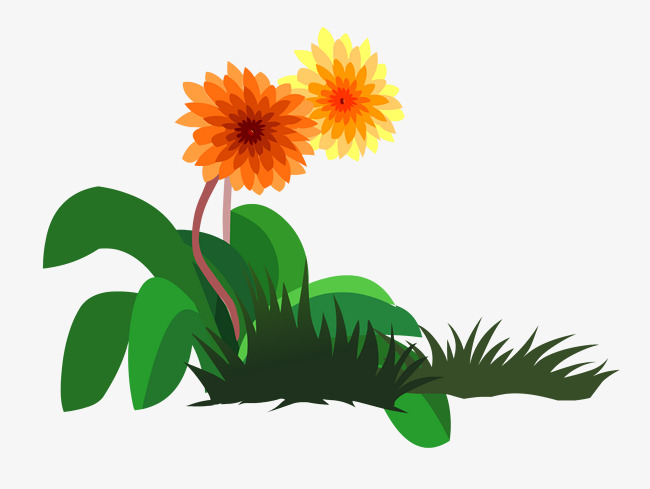 Cartoon Flowers Animation Cartoon Flo 512523 Png Images Pngio