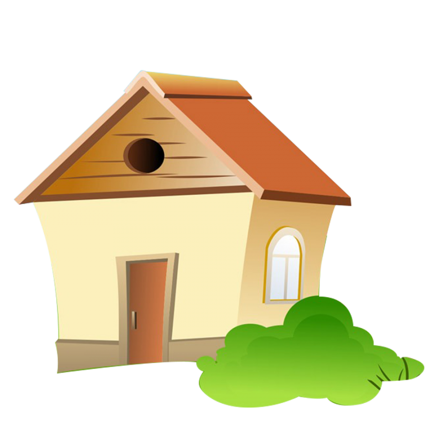 Cartoon House Png Free Cartoon House Png Transparent