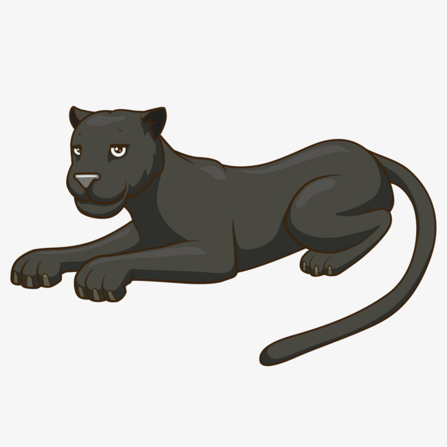 Free Panther Png Images - cartoon panther, Panthers, Cartoon, Leopard PNG and Vector