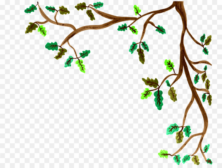 Cartoon Tree Branch Png Branch Tree Clip 1263649 Png Images Pngio