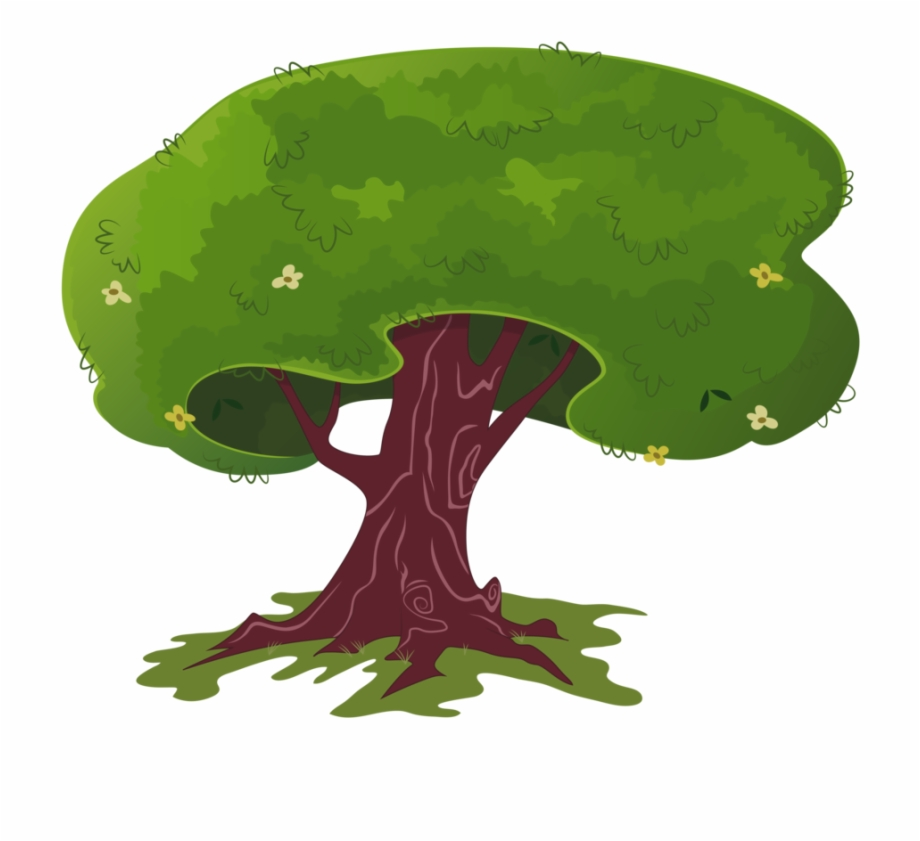 Cartoon Tree Transparent Background My 884515 Png Images Pngio Vector llustration cartoon tree isolated on white background. cartoon tree transparent background