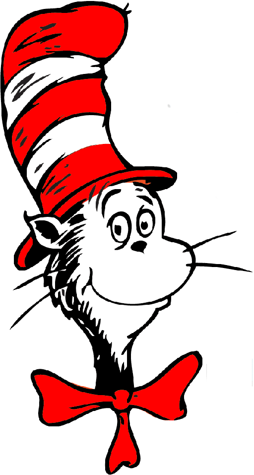 Cat In The Hat Hat Png - Cat In The Hat Hat Png Vector, Clipart, PSD - peoplepng.com