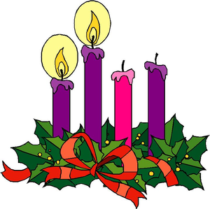 Advent transparent. Png wreath clker free