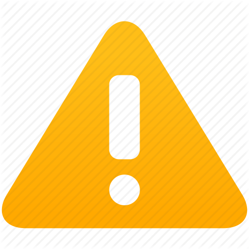 Warning Symbol Png - Caution Icon Png #105117 - Free Icons Library