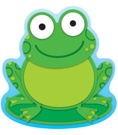Dj Inkers Frog Png - #CDWish List Frog Notepad - Carson Dellosa Publishing Education Supplies  Frog Bulletin Boards, Frog