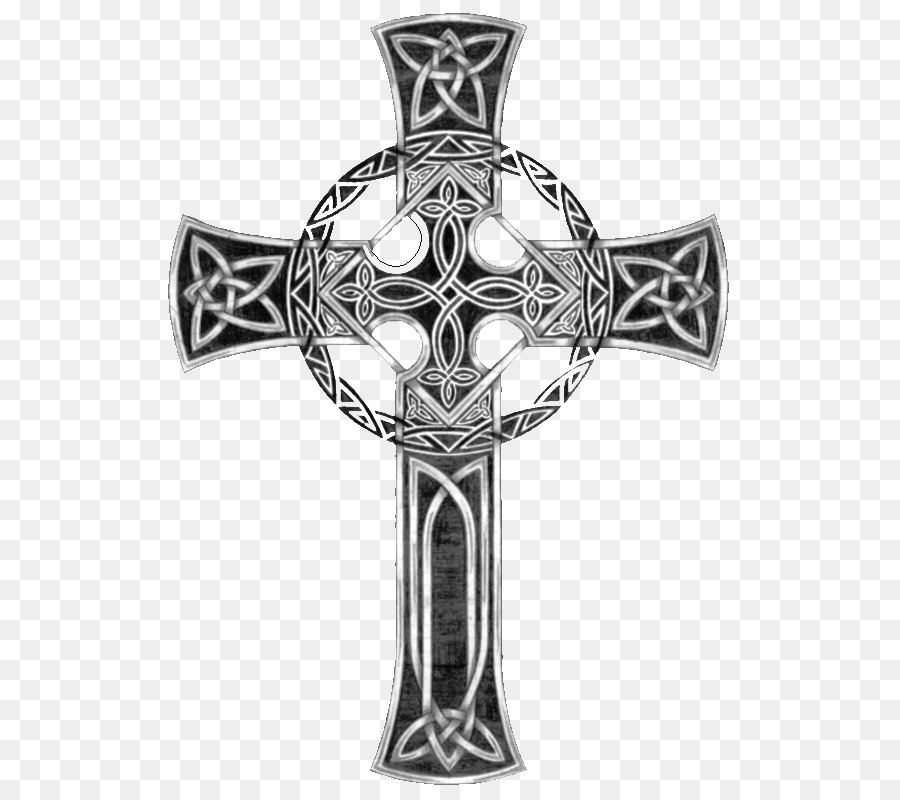 Celtic Cross Tattoo Ch 17730 Png Images Pngio