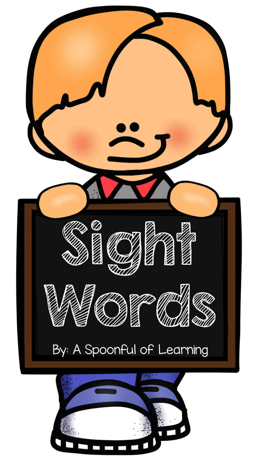 Sight Words Clip Art - Centers clipart sight word, Centers sight word Transparent FREE ...