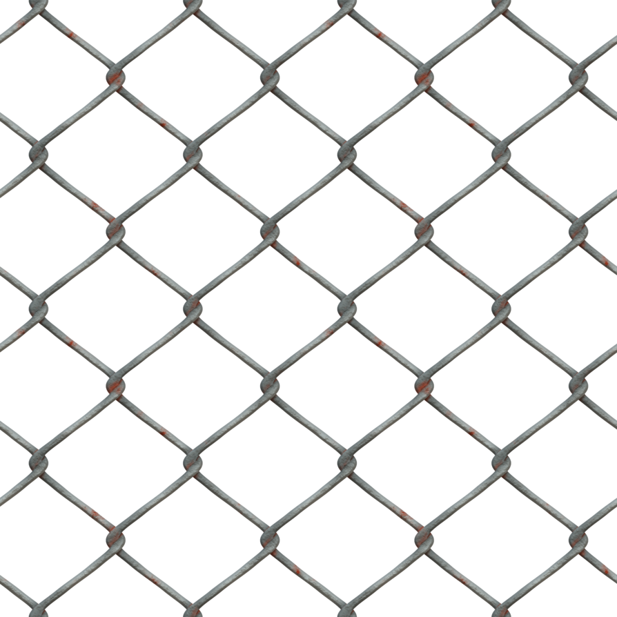 Metal Fence Png - Chainlink Fence Png Group (+), HD Png