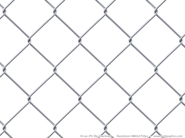 Metal Fence Png - Chainlink fence texture   PSDGraphics