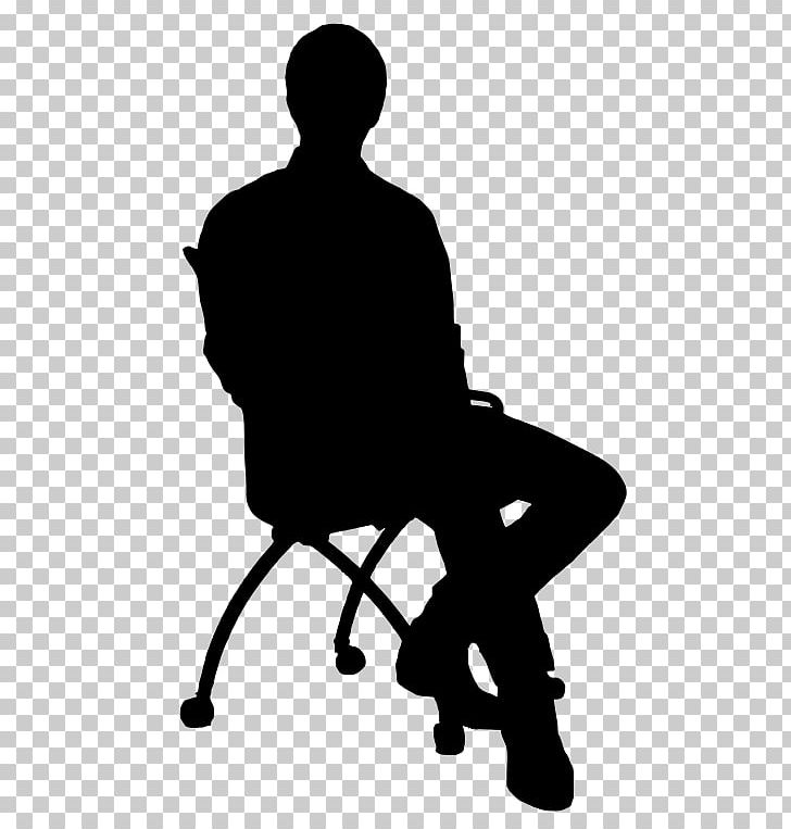 Table Silhouette Png - Chair Table Silhouette PNG, Clipart, Black, Black And White, Chair ...