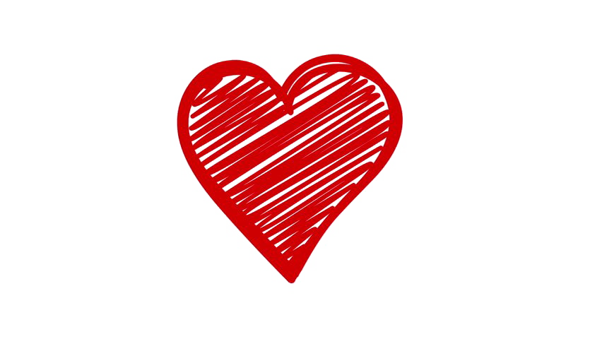 Chalk Heart Png - Chalk Heart PNG Clipart Background   PNG Play