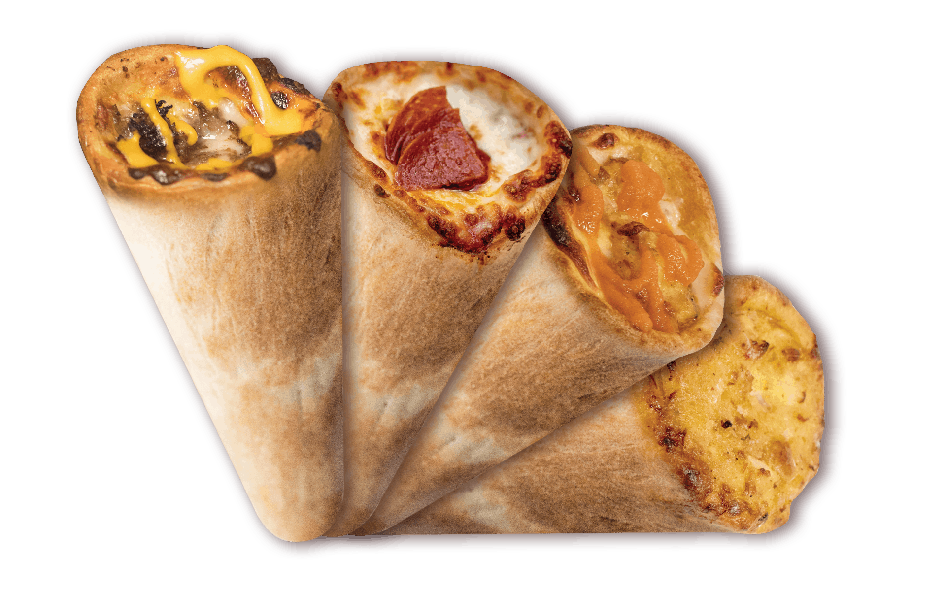 Pizza Cone Png - Chank's Pizza Cones   Food Made Portable