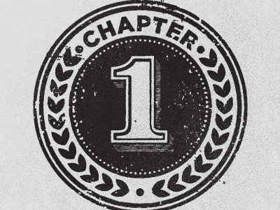 Chapter 1 Png - Chapter 1 by brian hurst on Dribbble