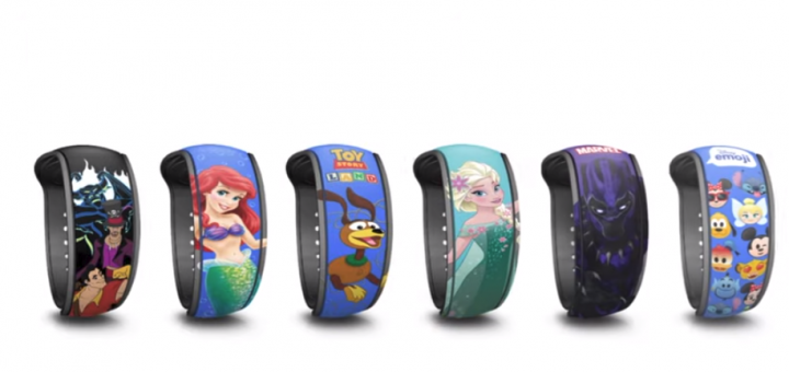 Magicbands Png - Character MagicBands Will Soon Be Offered to Disney World Onsite ...