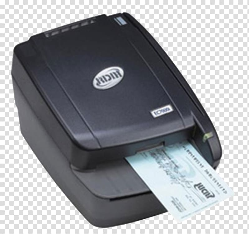 Magnetic Ink Character Recognition Png - Cheque scanner Magnetic ink character recognition Money Merchant ...