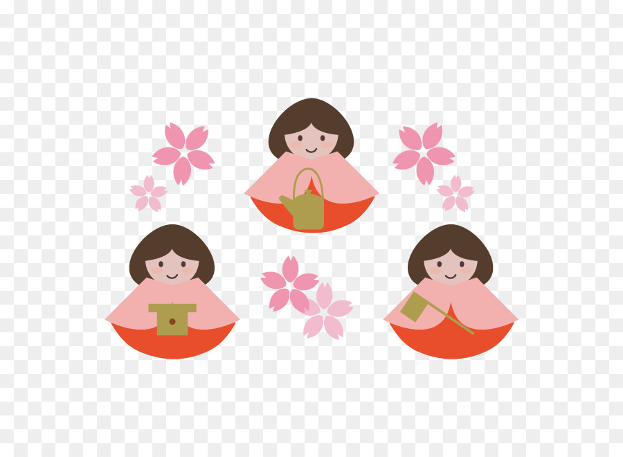Hinamatsuri Png - Cherry Blossom Background png download - 660*660 - Free ...