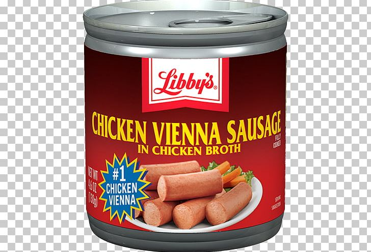 Libbys Png - Chicken Gravy Vienna Sausage Libby's PNG, Clipart, Free PNG Download