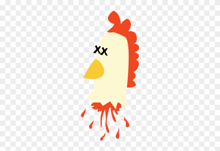 Dead Chicken Png - Chicken - I Want My Food Dead. Not Sick, Not Dying, Dead.