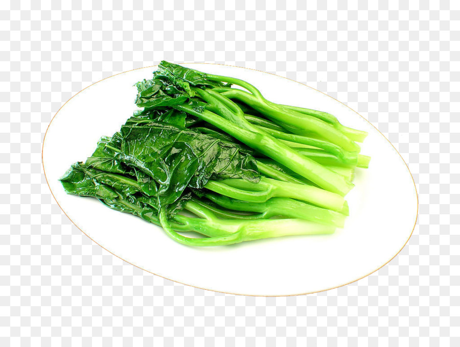Food Png Spinach - Chinese broccoli Vegetable Spinach Food - Sautéed Kale png ...