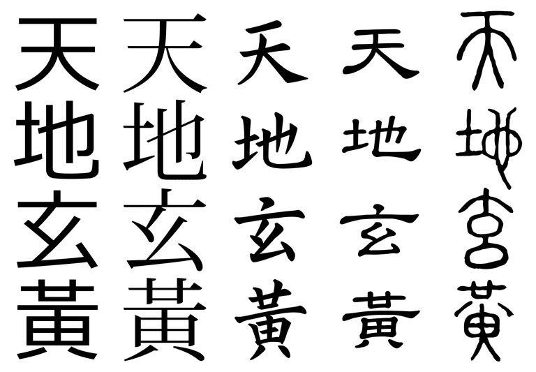 Chinese Alphabet Png - Chinese Letter Transparent & PNG Clipart Free Download - YAWD