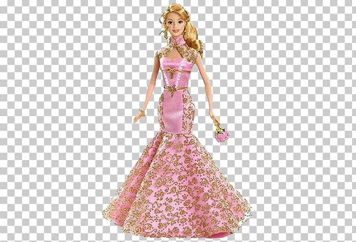 Baby Barbie Dolls Png - Chinese New Year Barbie Doll Happy New Year Barbie Doll PNG ...