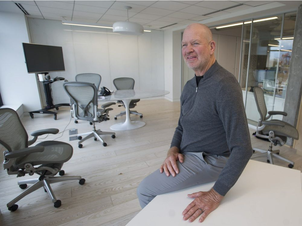 Chip Wilson Png - Chip Wilson writes the 'unauthorized' story of his stretchy black ...