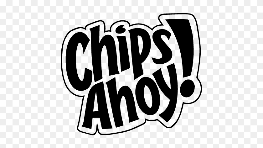 Ahoy Png - Chips Ahoy Logo Png - Chips Ahoy Chewy Gooey, Transparent Png ...