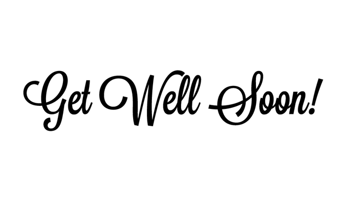 Get Well Soon Png Black And White - Chomp Cards - The Greeting Card With a Bite! by Trapdoor Designs ...