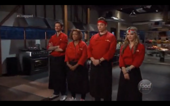 Chopped Celebrity Chefs Png - Chopped All-Stars: Food Network vs. Cooking Channel | Chopped Wiki ...