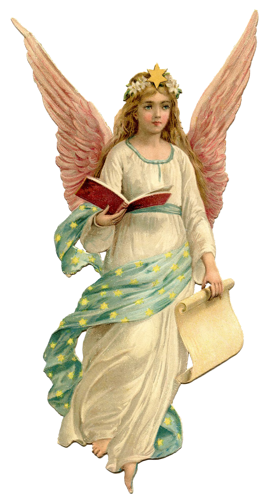 Angel Png - Christmas Angel PNG Picture