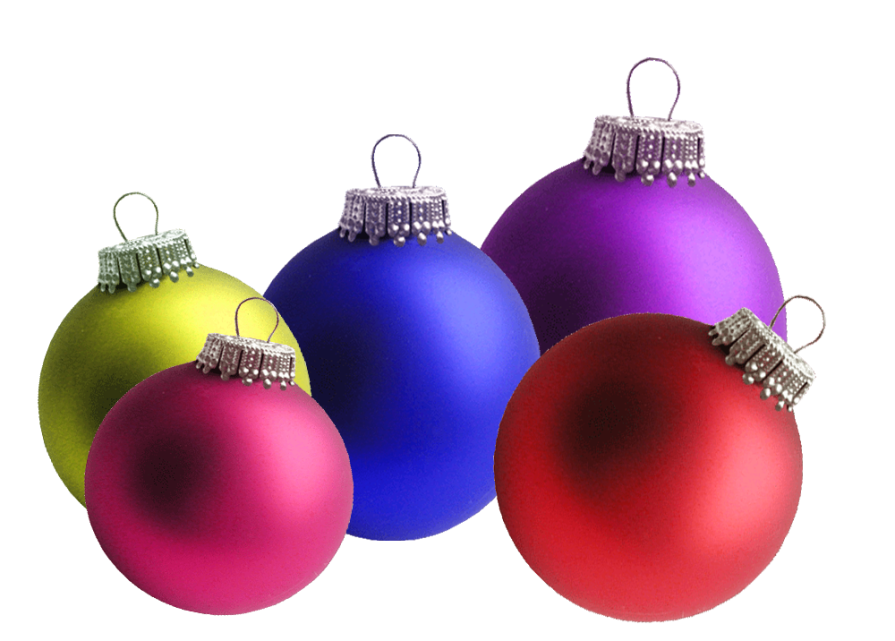 Christmas Bauble Png - Christmas Baubles transparent background ~ Free Png Images