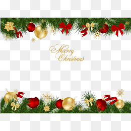 Christmas Border Design Png.Christmas Border Christmas Picture Libr 68844 Png Images