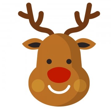 Christmas Deer Png - Christmas Deer Png, Vector, PSD, and Clipart With Transparent ...