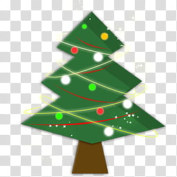 Christmas Dock Icons Tree Green Pine T Png Images Pngio