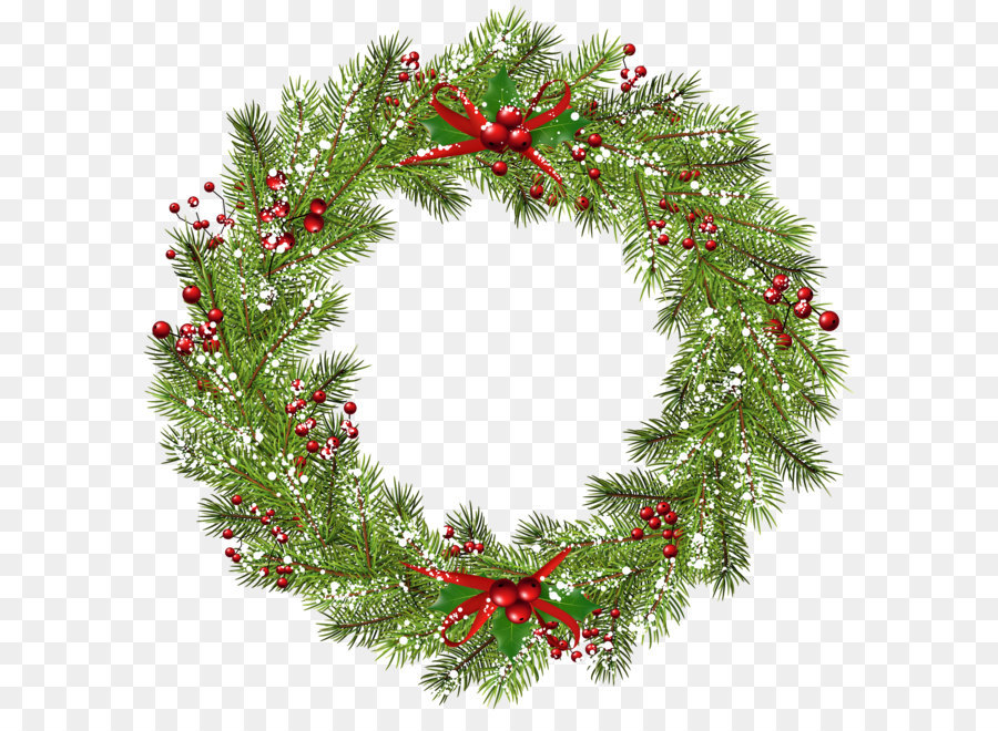 Christmas Wreath Png Transparent.Christmas Gift Card Png Download 3000 700619 Png